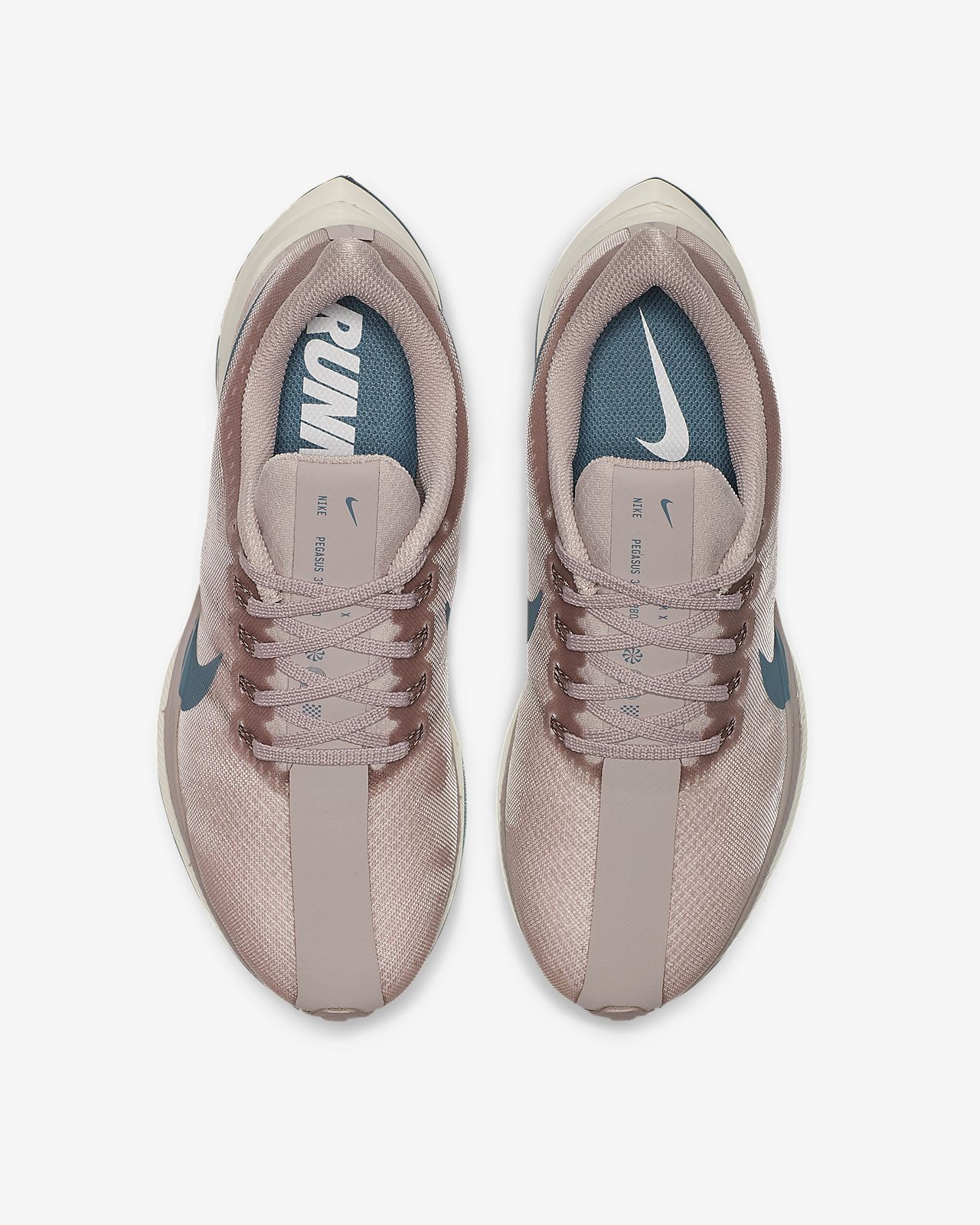 Air Zoom Structure 22 Sneaker In Rose Pale Pink smokey Mauve