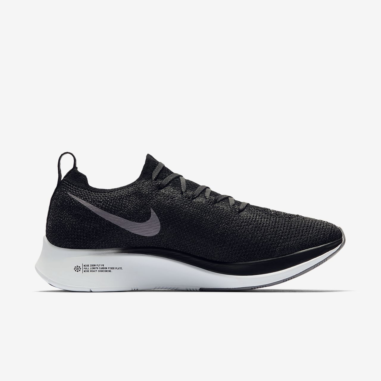 cheap for discount 7399d 82ff8 Nike Zoom Fly Flyknit Women's Running Shoe