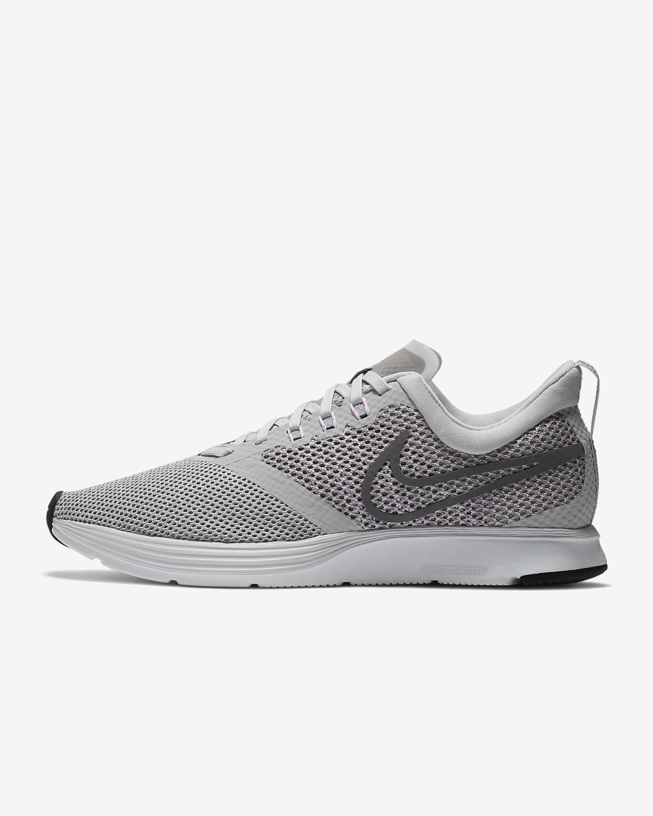 Nike Performance WMNS ZOOM STRIKE - Neutral running shoes - black dtitNKfET