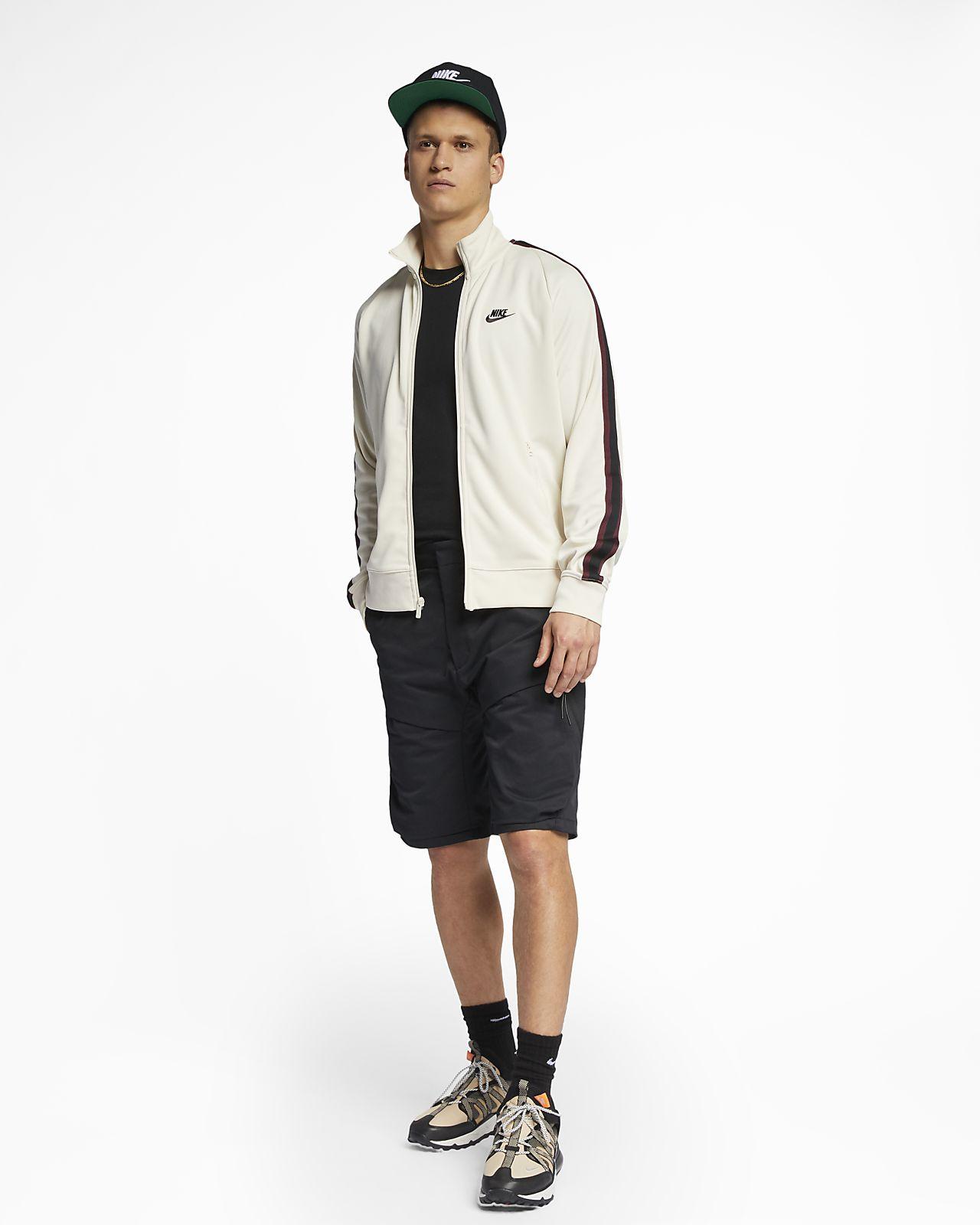 8e67c9ae0 Nike Sportswear N98 Men's Knit Warm-Up Jacket. Nike.com NL
