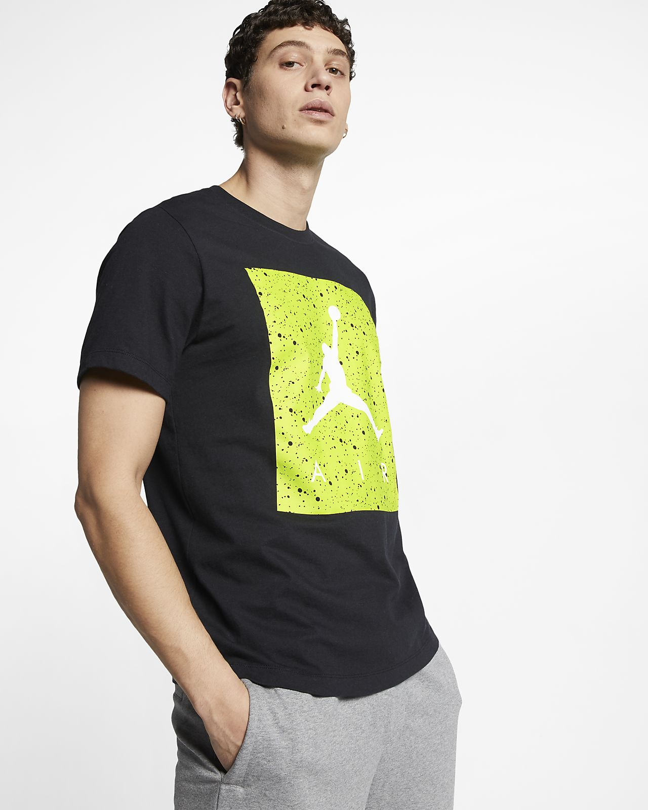 c7bc9773b08d5b Jordan Poolside Men's T-Shirt. Nike.com