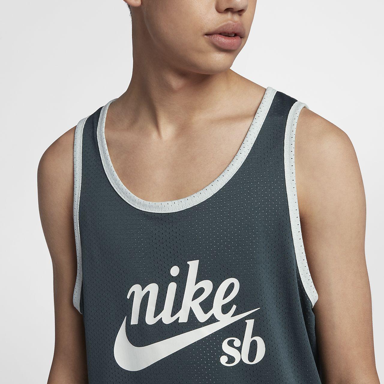 buying cheap cheap for discount release info on Débardeur réversible Nike SB Dri-FIT pour Homme