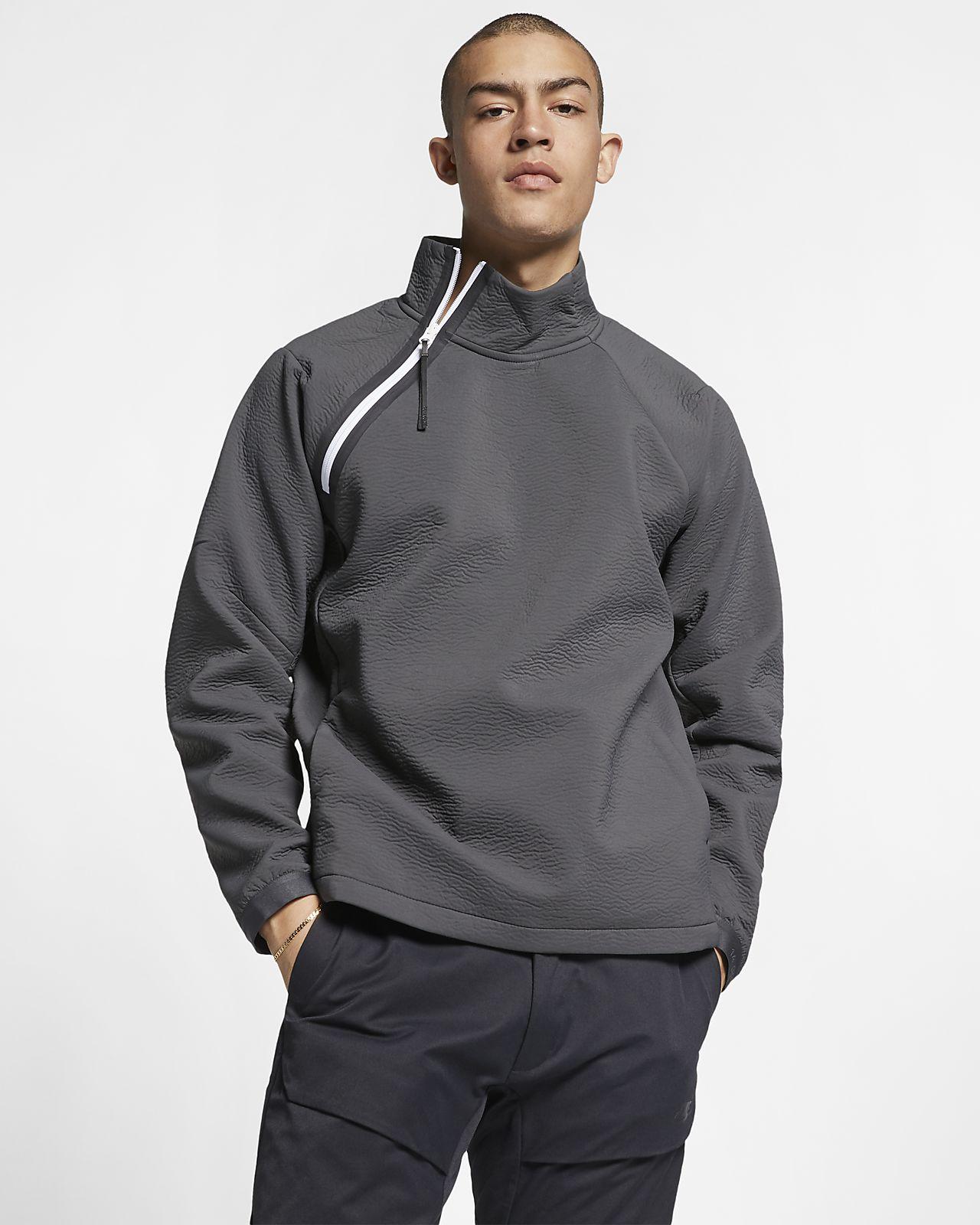 Nike Sportswear Tech Pack Parka aus Webmaterial. Nike BE