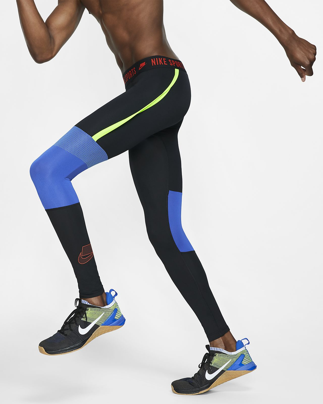 Tights Nike Pro Sport Clash - Uomo