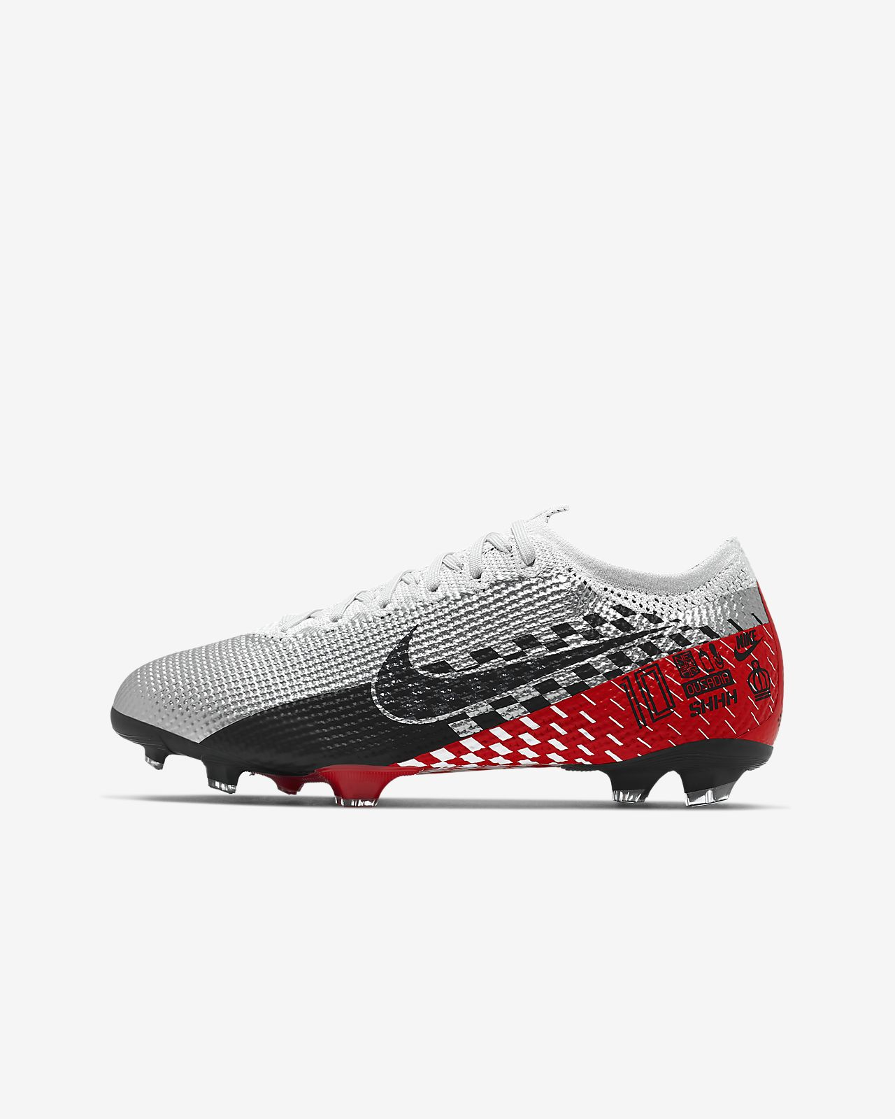 Nike Jr. Mercurial Vapor 13 Elite Neymar Jr. FG Botas de fútbol para terreno firme - Niño/a