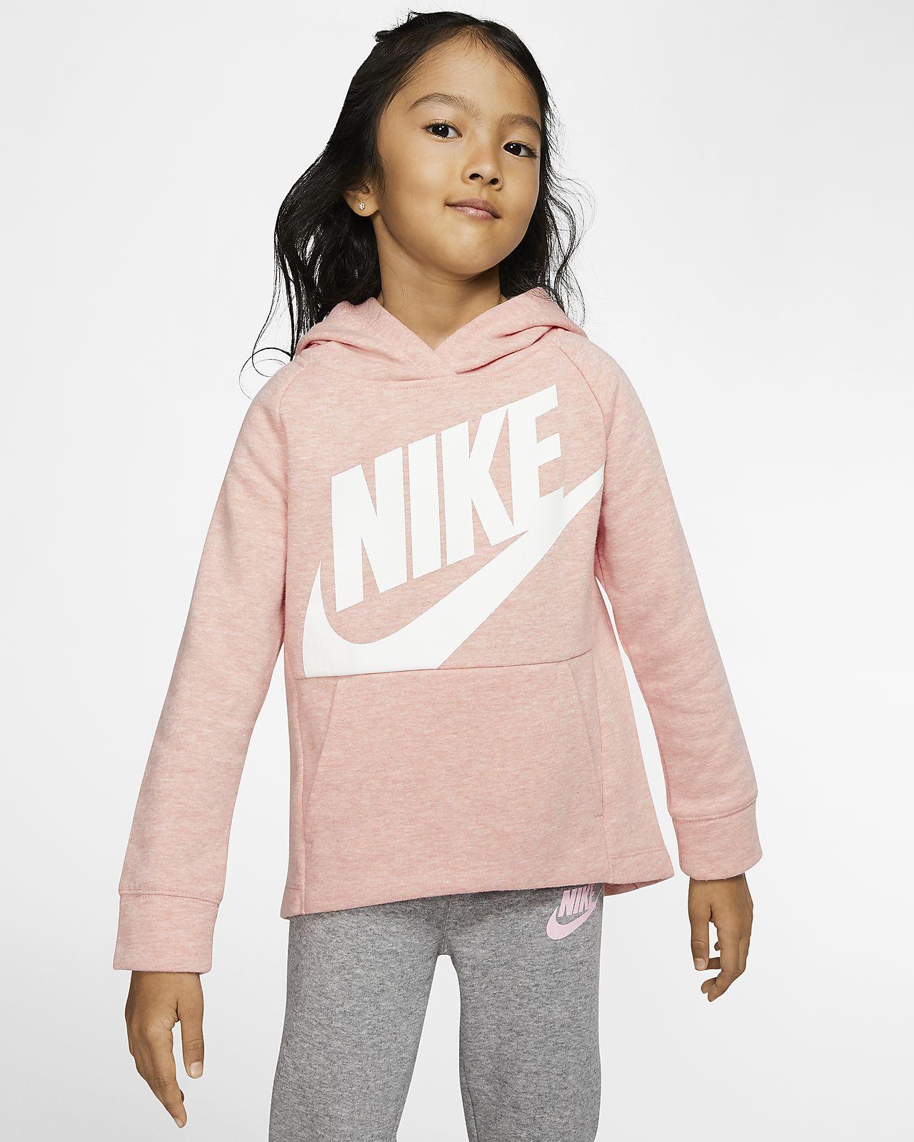 Nike Sportswear Little Kids' Fleece Hoodie