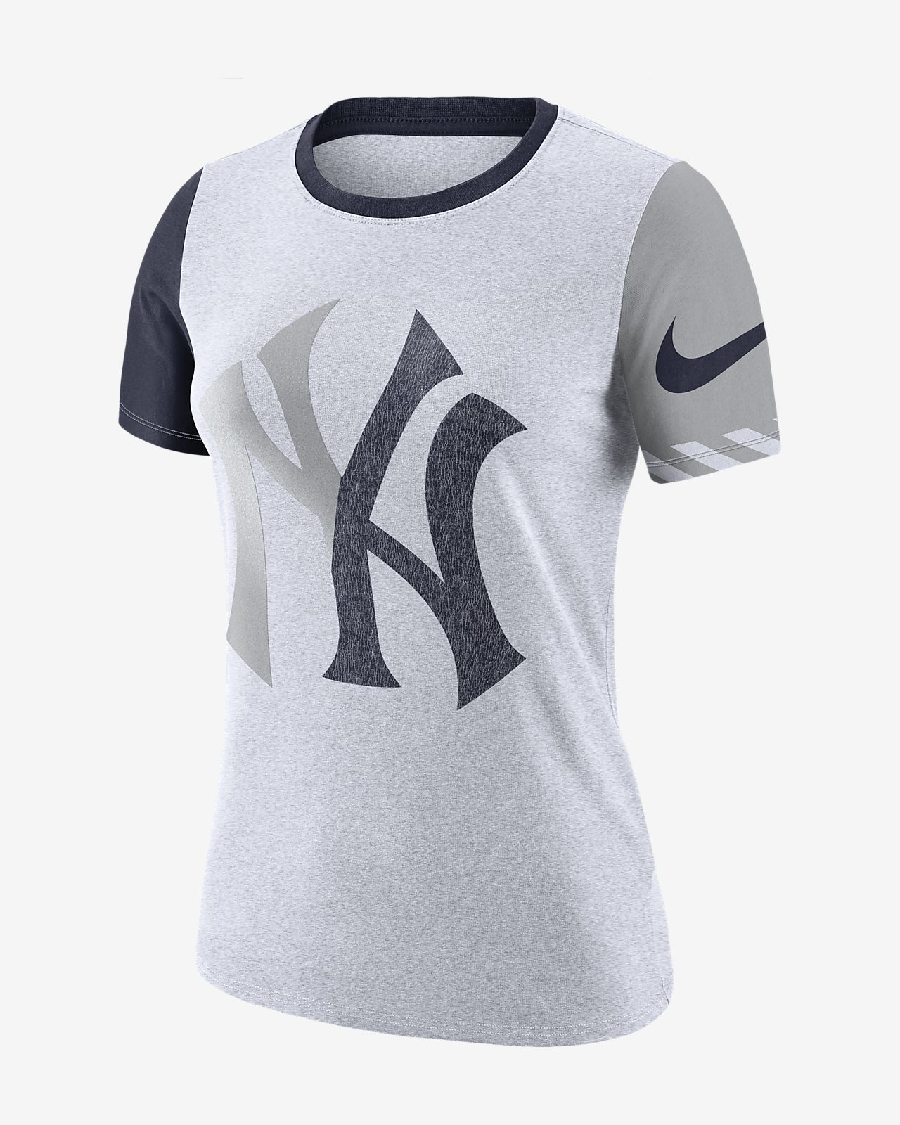 Nike Dri-FIT (MLB Yankees) Women s T-Shirt. Nike.com 0ac06c3727a