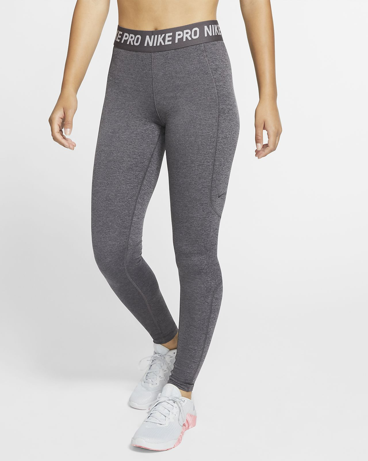 Nike Pro Warm 女子训练紧身裤