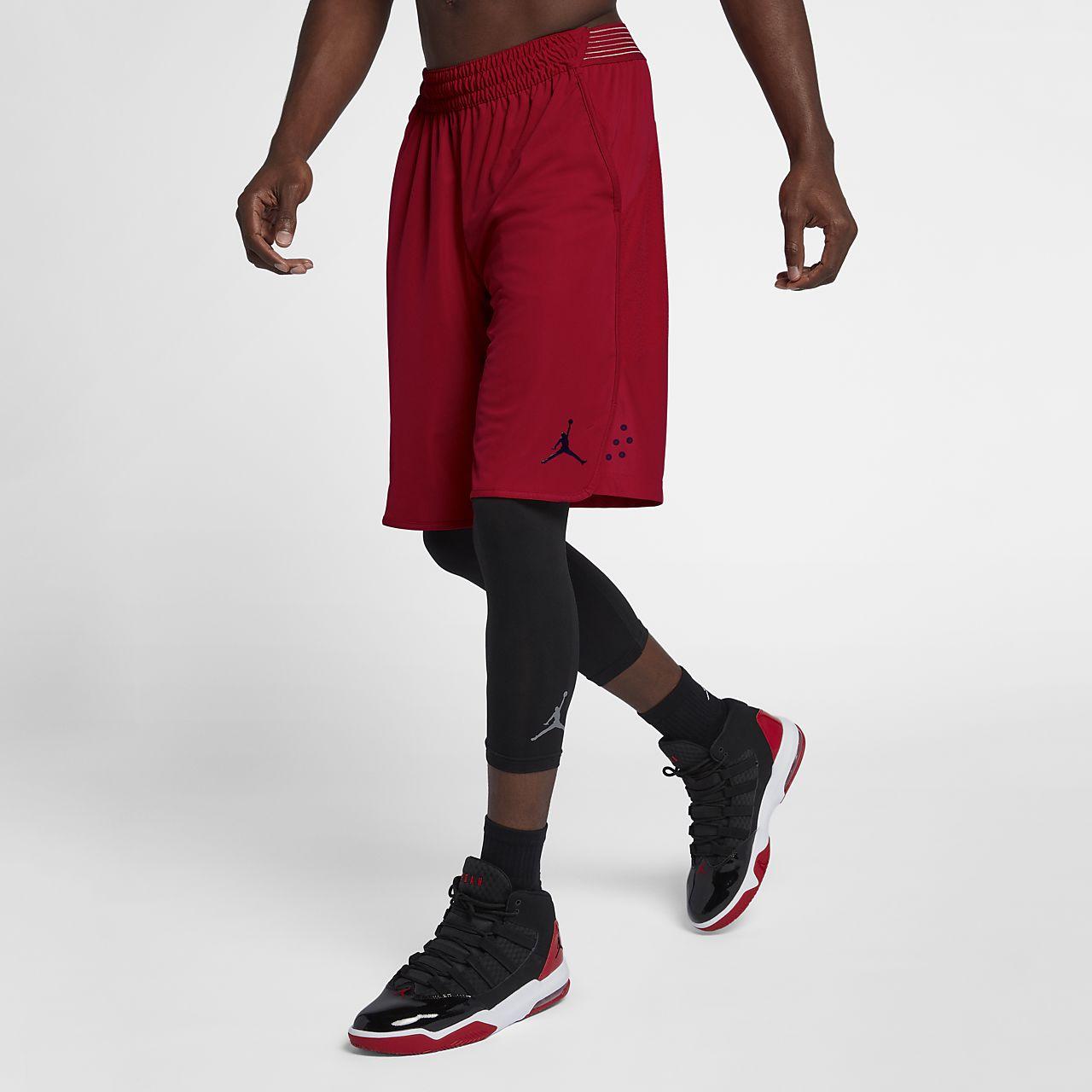 Мужские баскетбольные шорты Jordan Ultimate Flight Practice. Nike.com RU d10bb05ce83