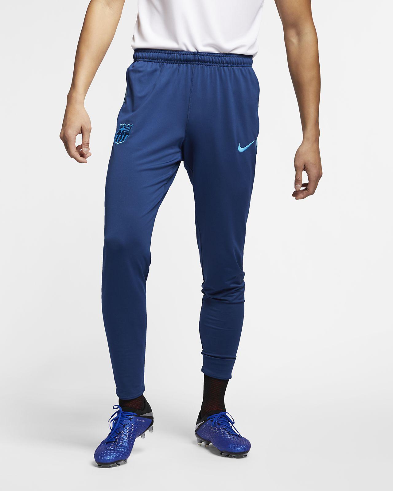 Pantalones de fútbol para hombre FC Barcelona Dri-FIT Squad. Nike.com MX 7d1e969fd295
