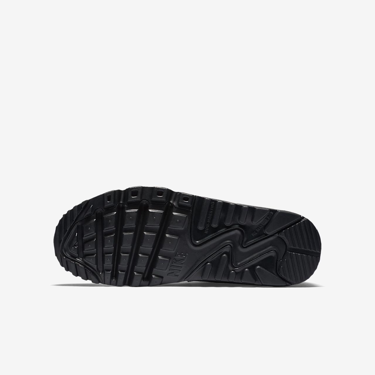 reputable site c1e30 e043d ... Nike Air Max 90 Leather Older Kids  Shoe