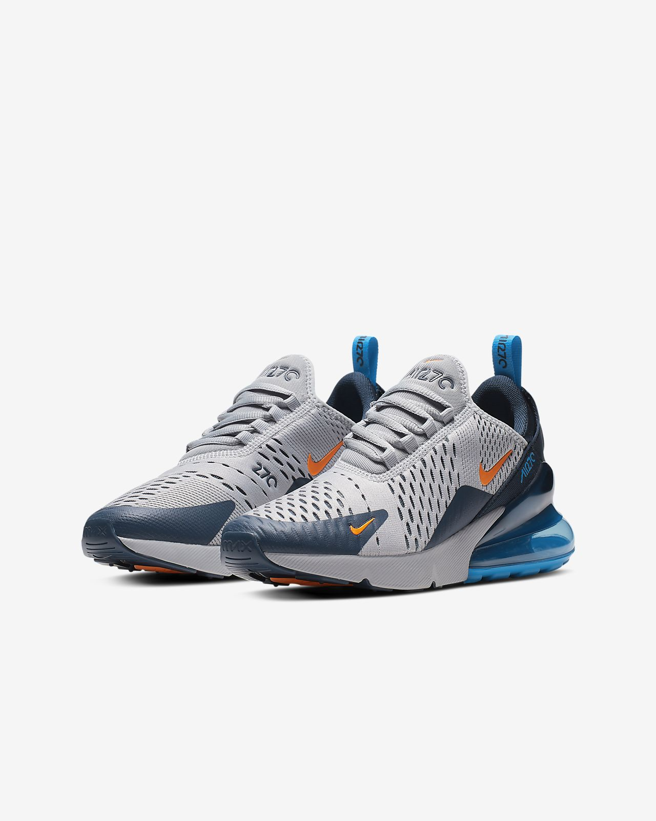 buy online 3287c b29e2 ... Chaussure Nike Air Max 270 pour Enfant plus âgé
