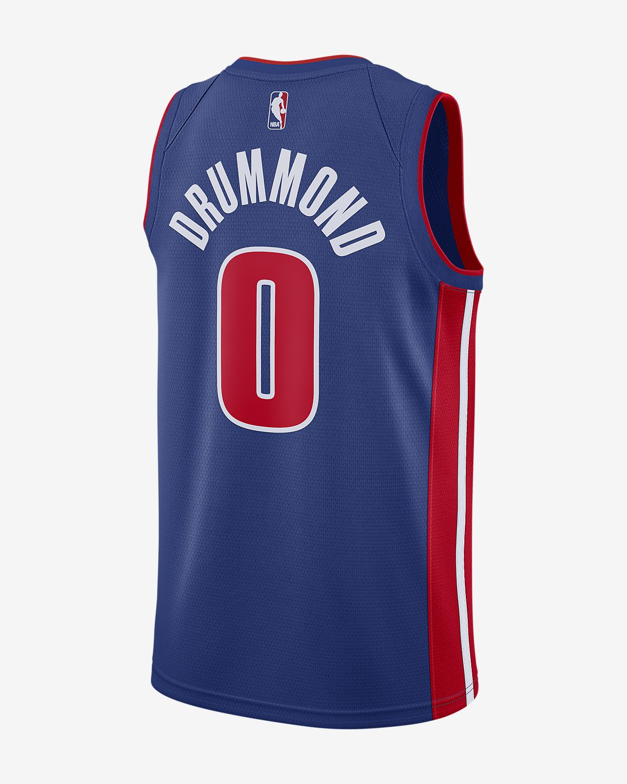 4a216ee78 ... Andre Drummond Icon Edition Swingman (Detroit Pistons) Men s Nike NBA  Connected Jersey. How others are wearing it