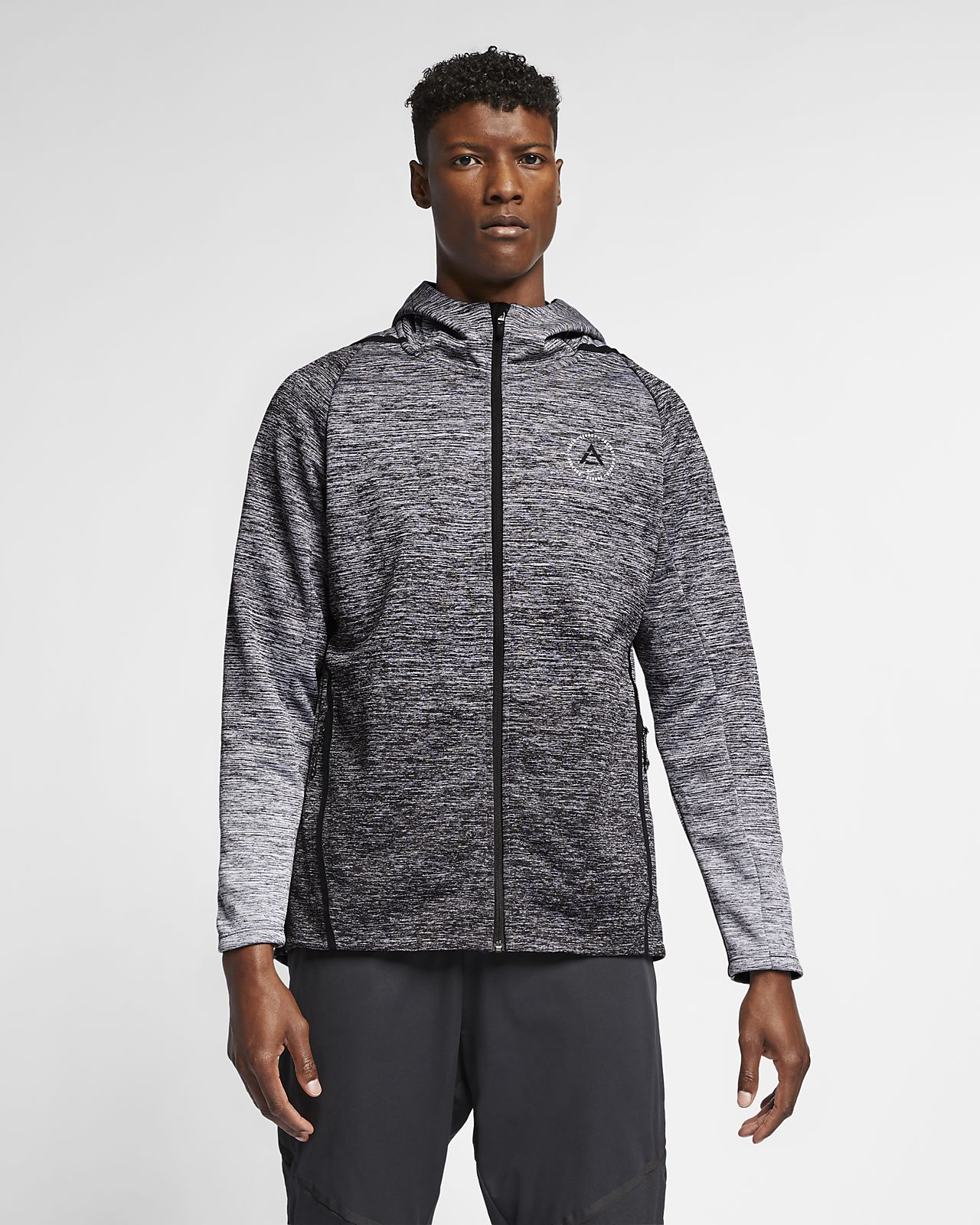 467a48701e5639 Nike Therma Sphere Max Adonis Creed Men s Full-Zip Hooded Training ...