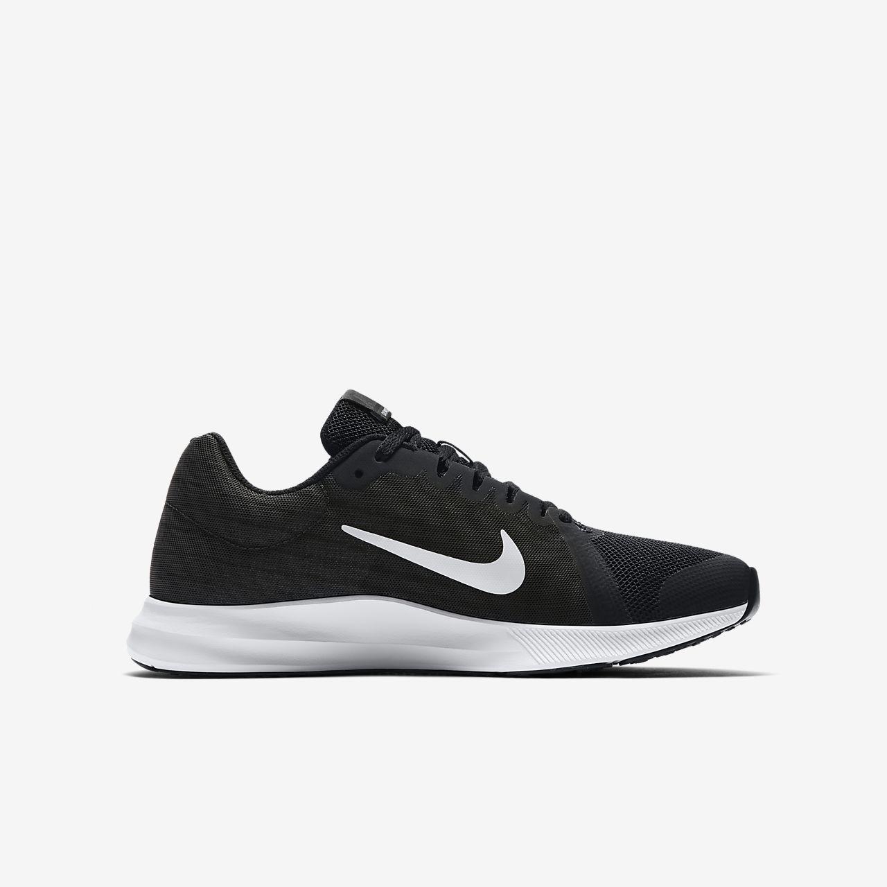 NikeDownshifter 8  LaufschuheKinder  blackwhite