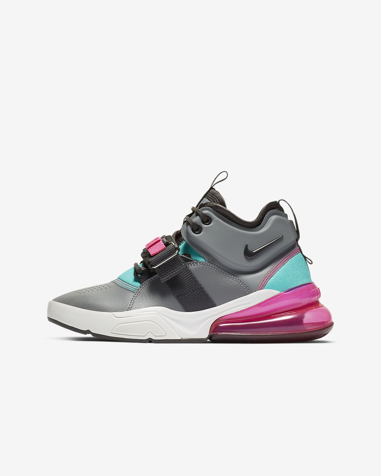 Nike Air Force 270 Big Kids Shoe