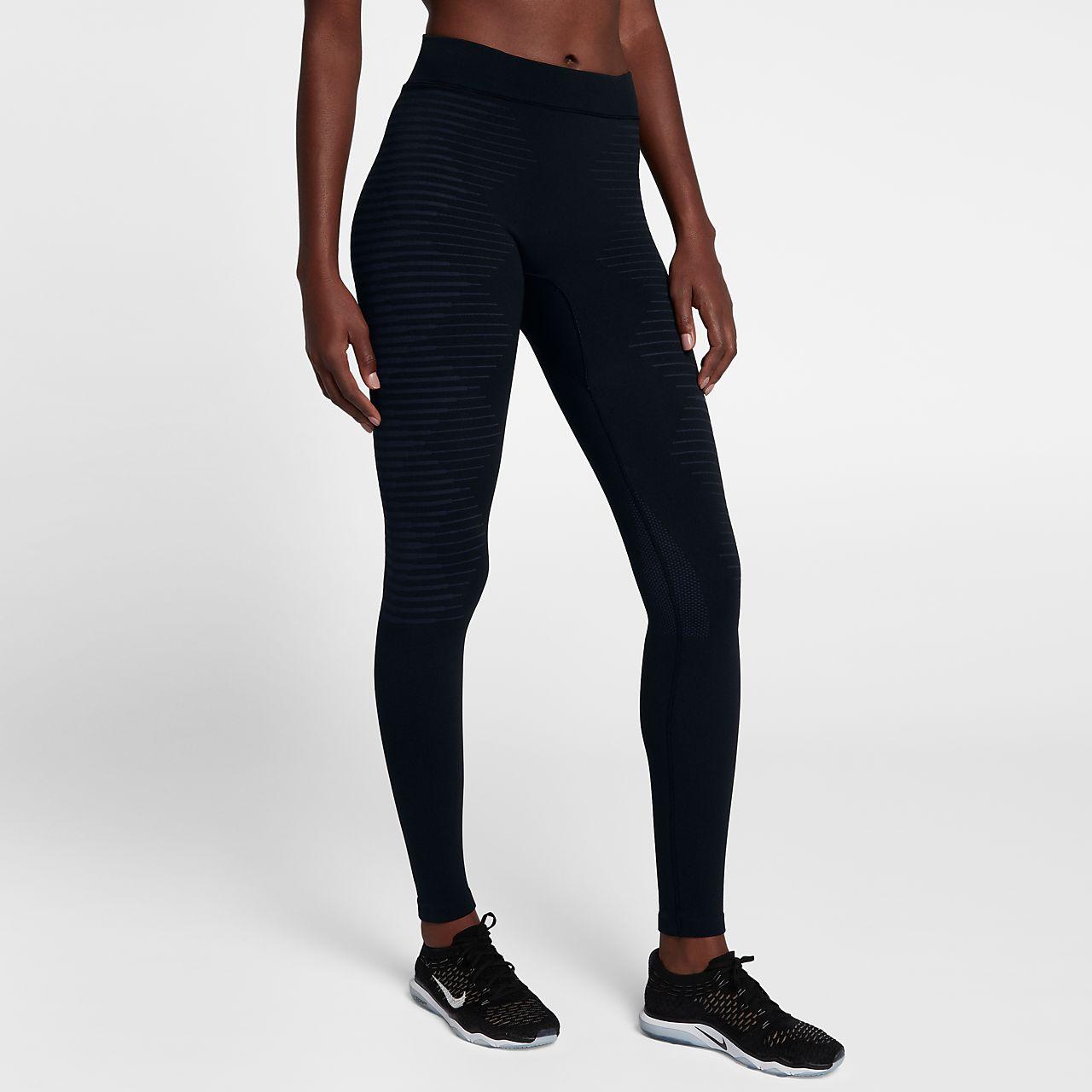 Nike Pro HyperWarm Womenu0026#39;s Training Tights. Nike.com