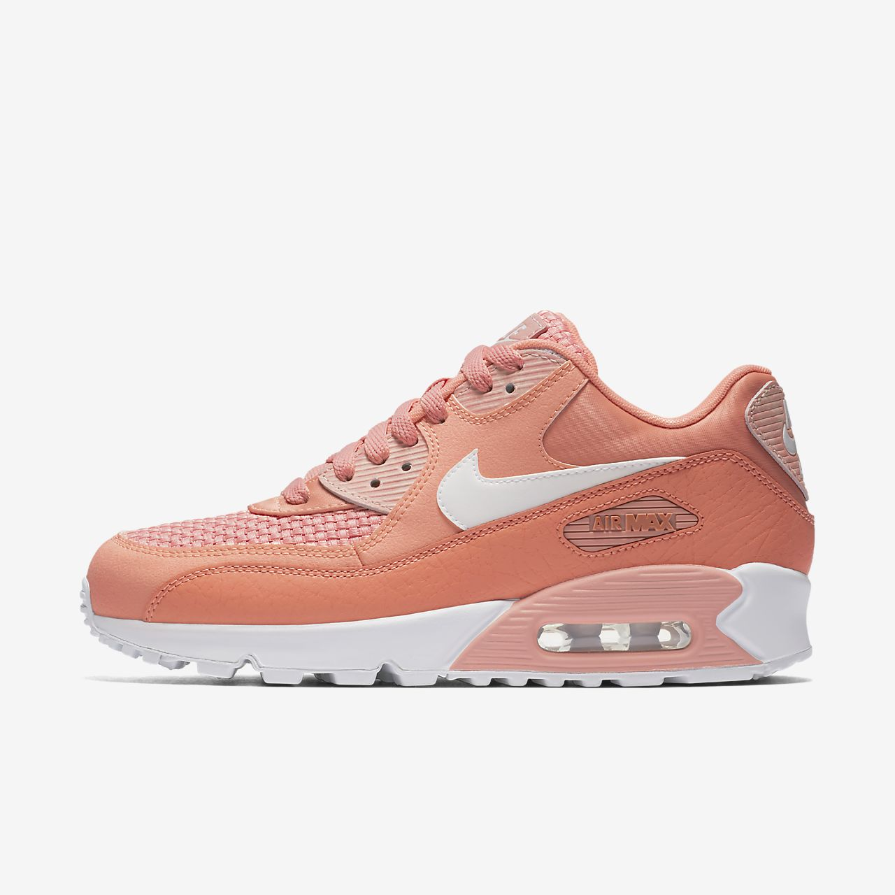 newest collection c51f0 31a35 Nike Wmns Air Max 90 Se Damen 40,5 Rot
