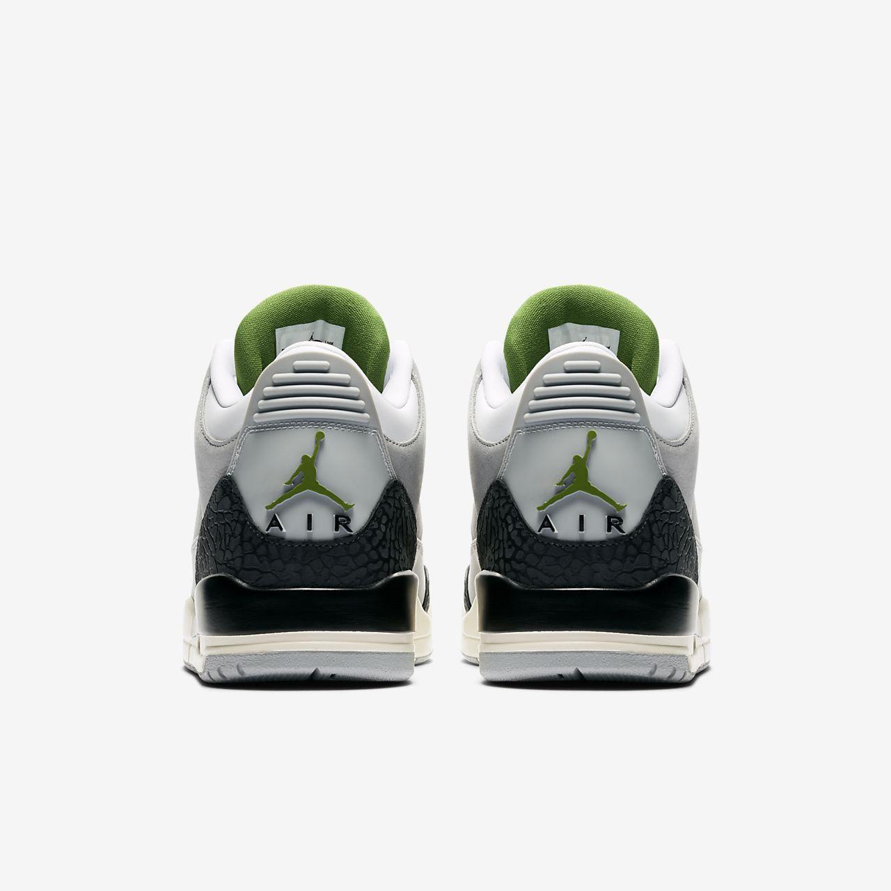 sports shoes a626c caed9 ... Chaussure Air Jordan 3 Retro pour Homme