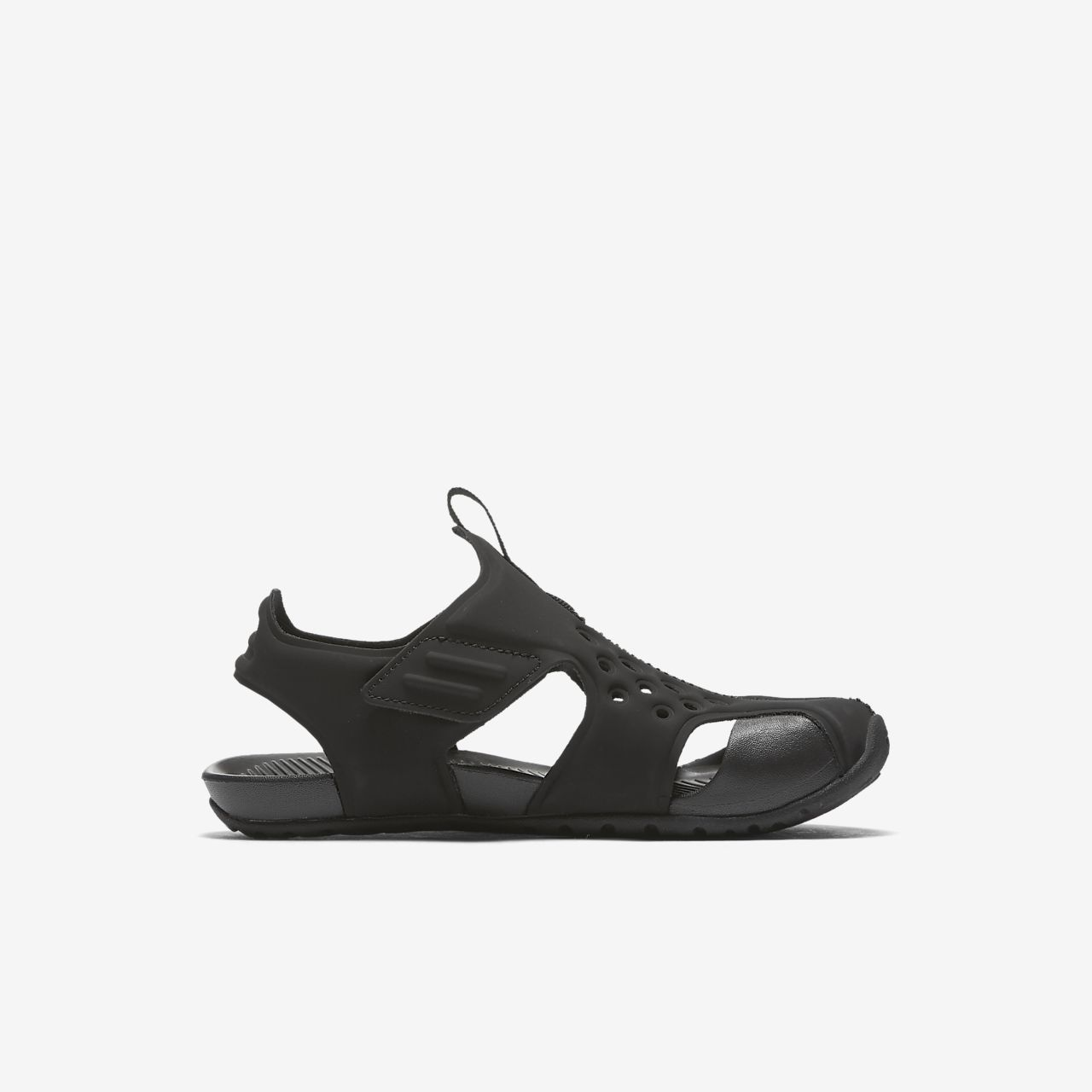 Nike Claquette NIKE SUNRAY PROTECT 2 NOIR Noir - Chaussures Basket Homme