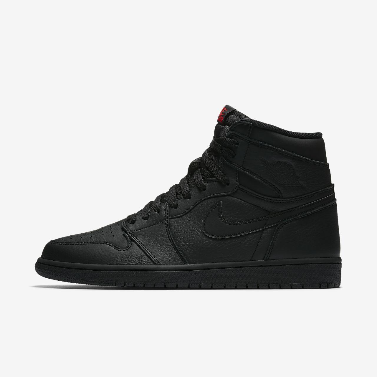 Nike Air Jordan Rétro Noir
