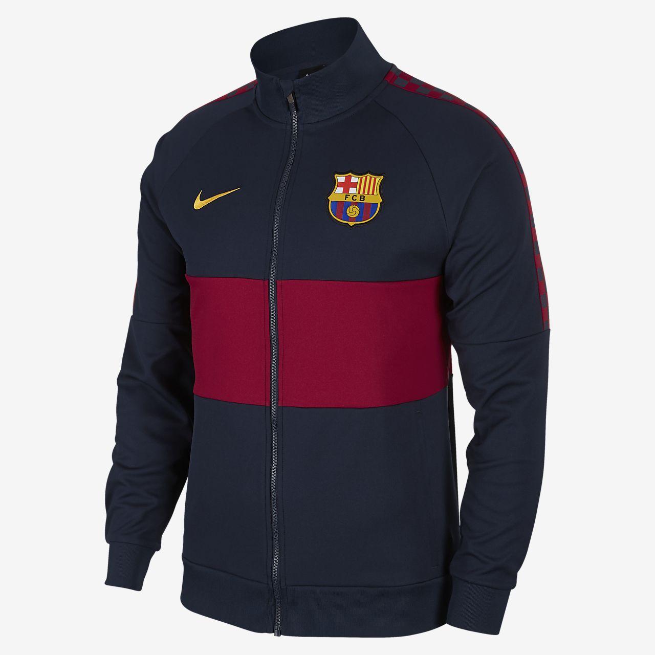 6ca04d53132e5 Low Resolution Pánská bunda FC Barcelona Pánská bunda FC Barcelona