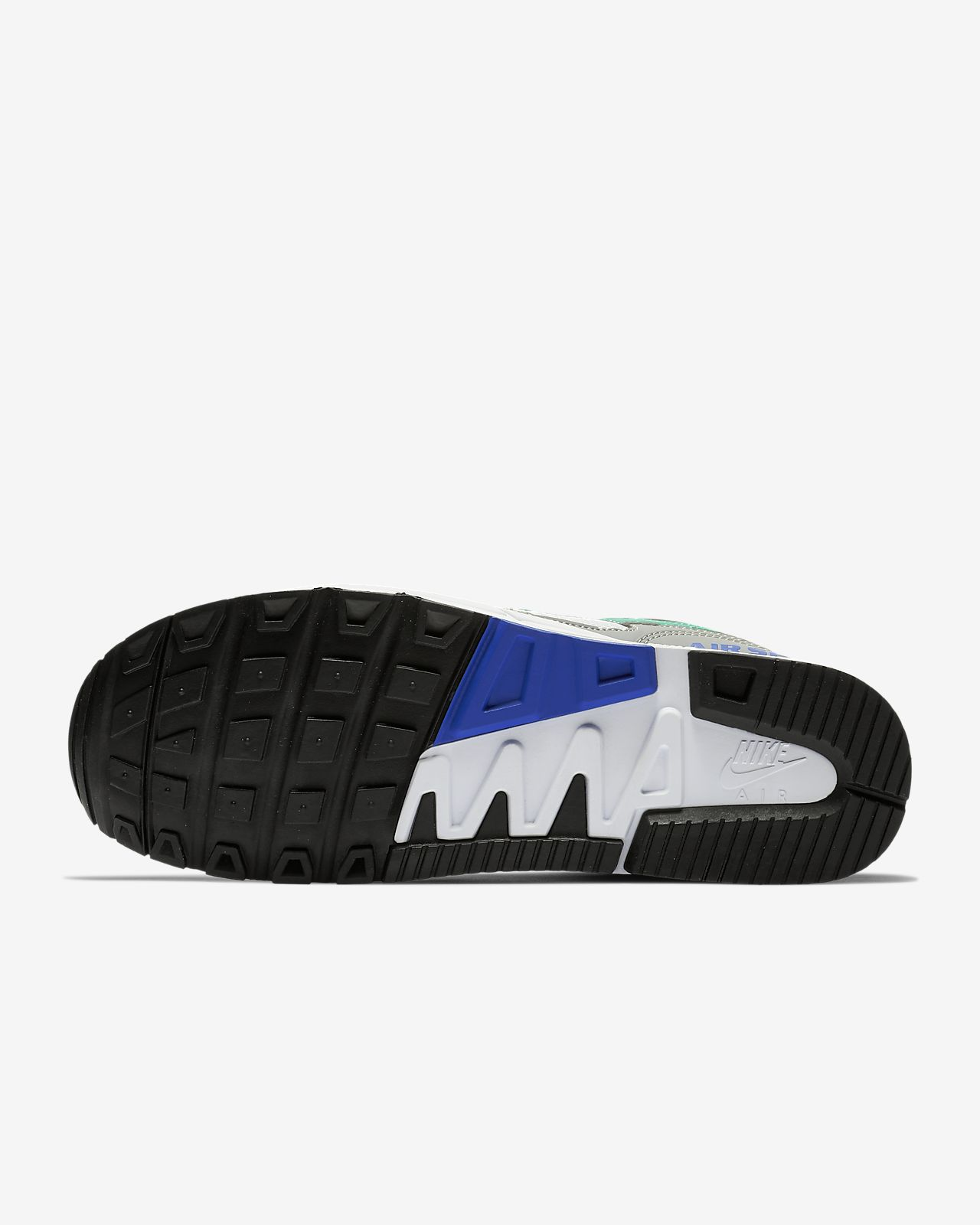 Nike Air Span II Zapatillas - Hombre. Nike.com ES 81ae6205846