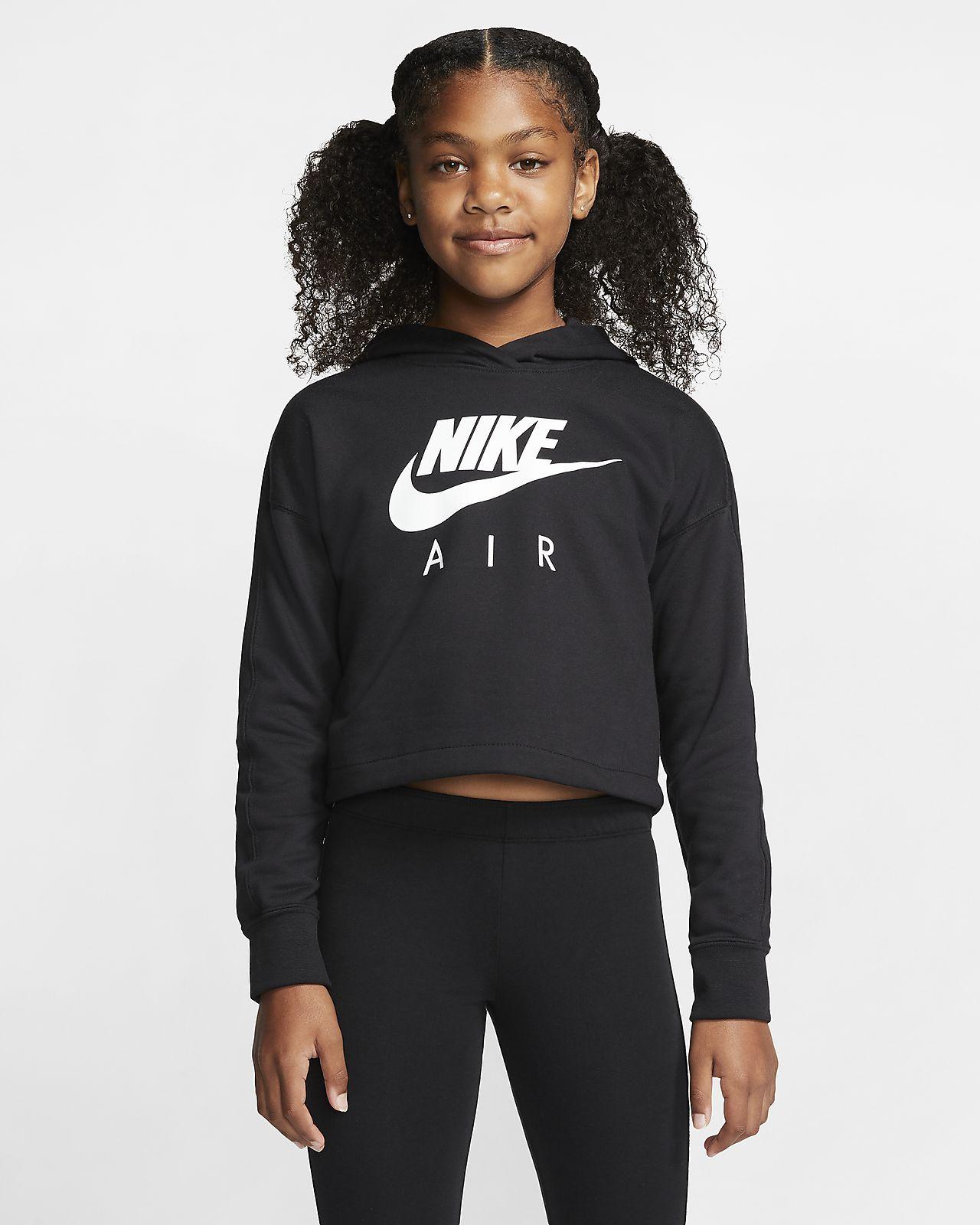 Nike Girls 'Therma Training Hoodie Sweatshirt, Mädchen