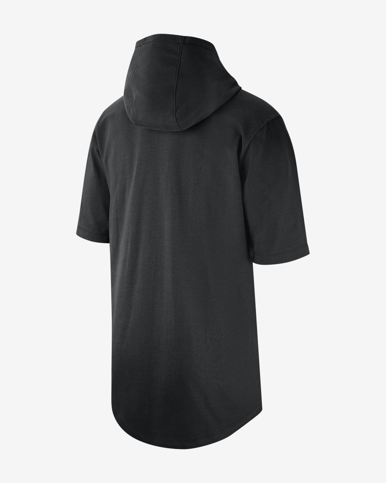 best choice biggest discount half off Golden State Warriors Nike Men's NBA Hooded T-Shirt