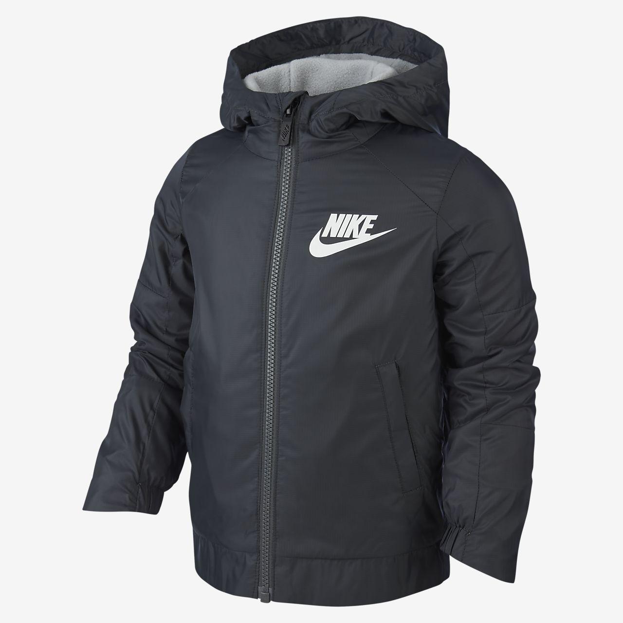 Nike Sportswear kabát kisebb gyerekeknek. Nike.com HU f11d28b09d