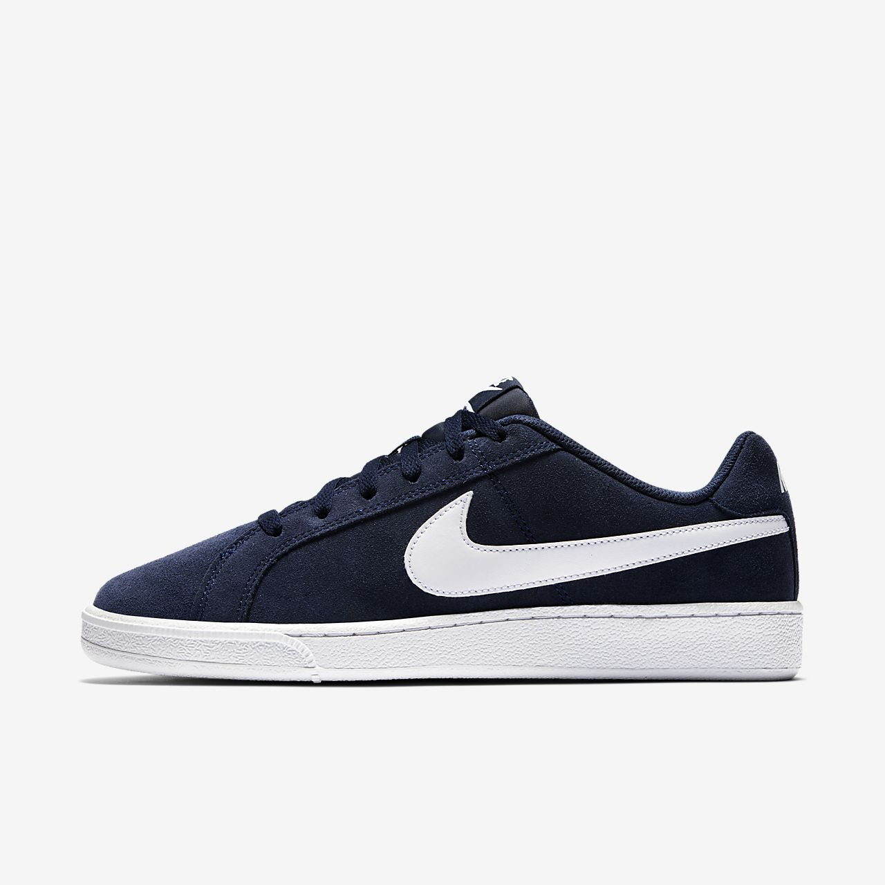 Nike Court Royale, Zapatillas Hombre, Azul/Blanco (Midnight Navy/White), 42 EU