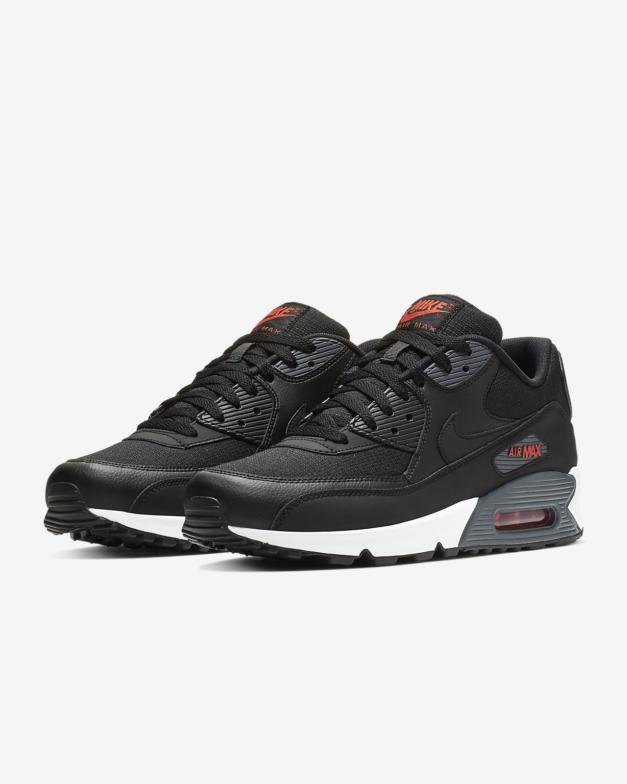 nike air max 90 leather herenschoen