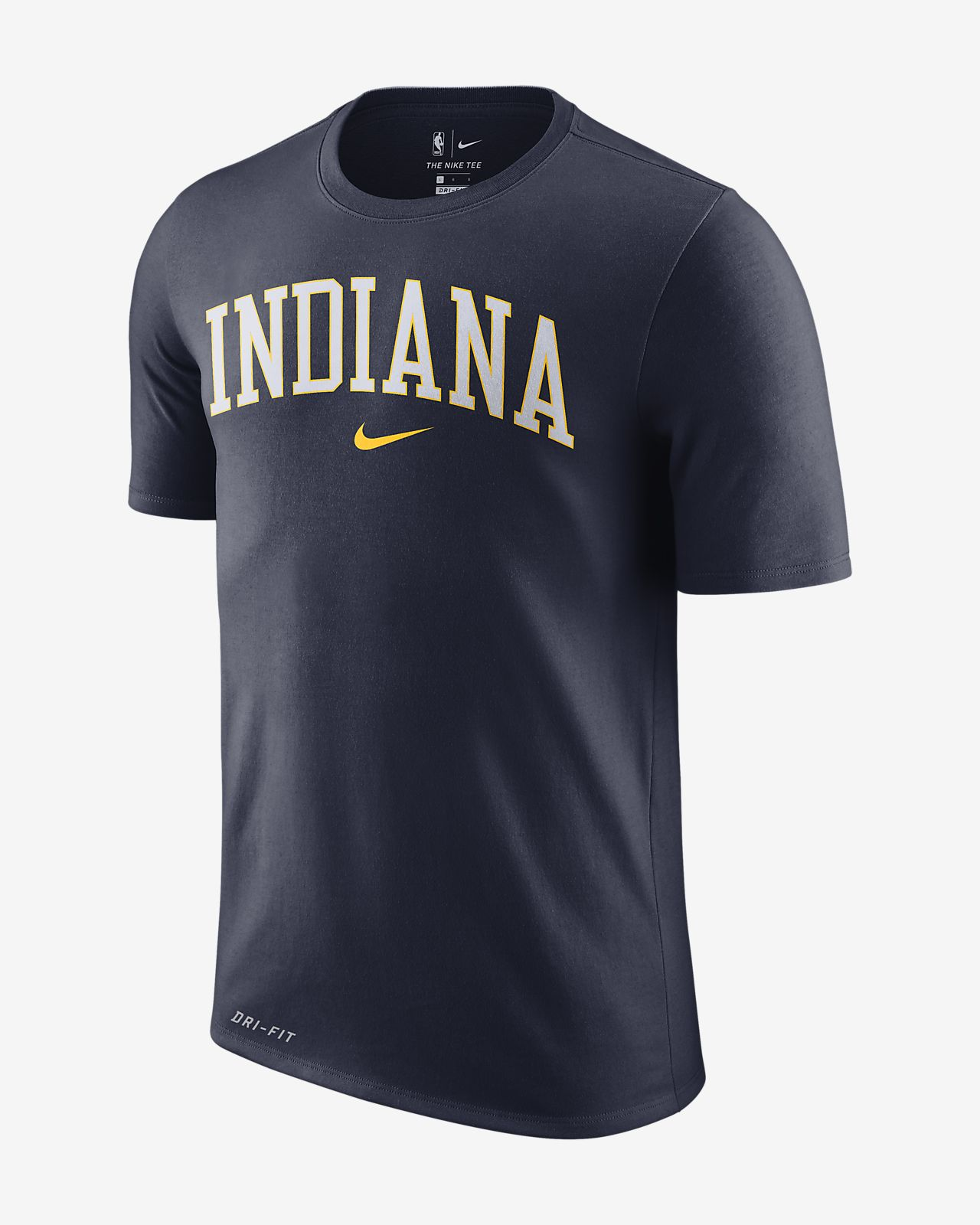 new style 1eb17 16f83 Indiana Pacers Nike Dri-FIT Men's NBA T-Shirt