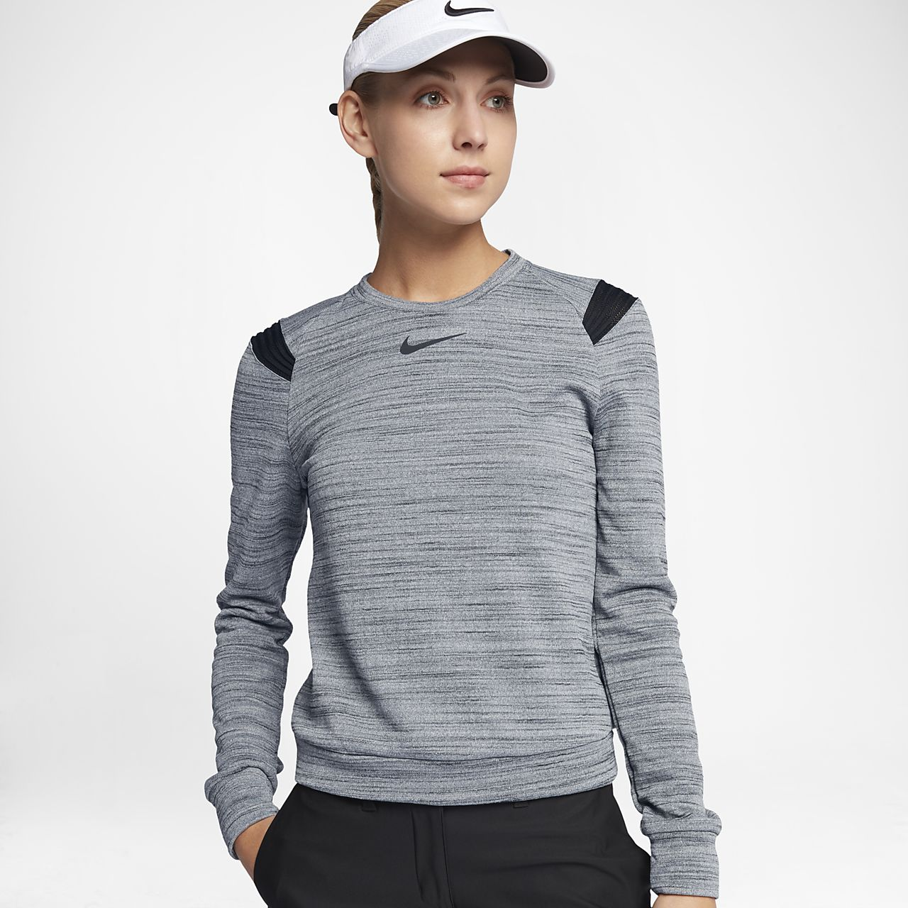 ... Nike Therma-Sphere Women's Golf Top