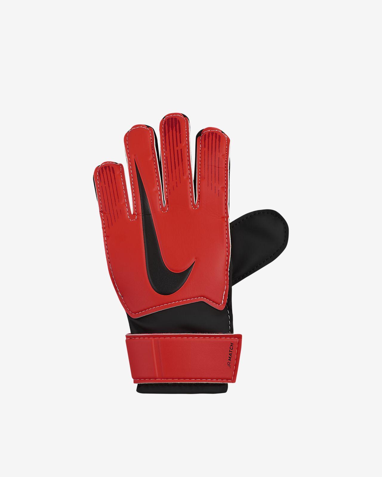 Guantes de fútbol para niños Nike Junior Match Goalkeeper