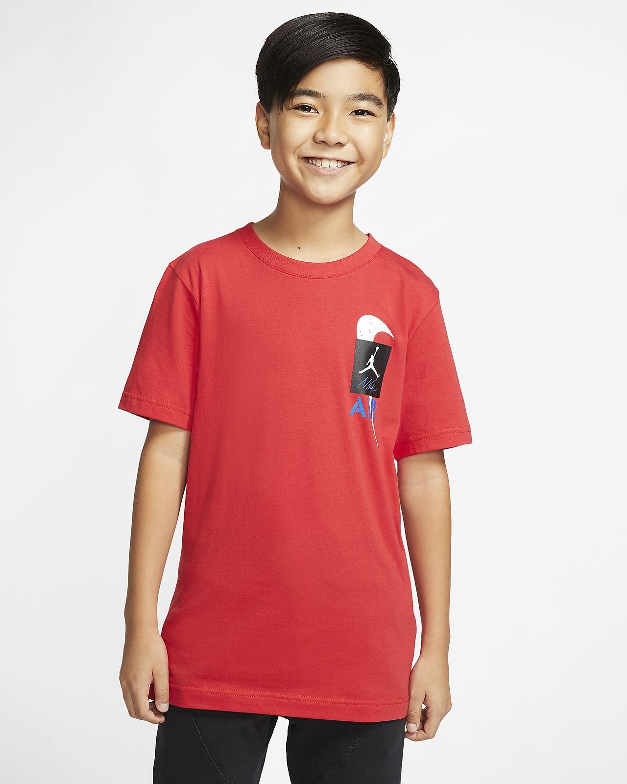Air Jordan Older Kids' (Boys') Short-Sleeve T-Shirt