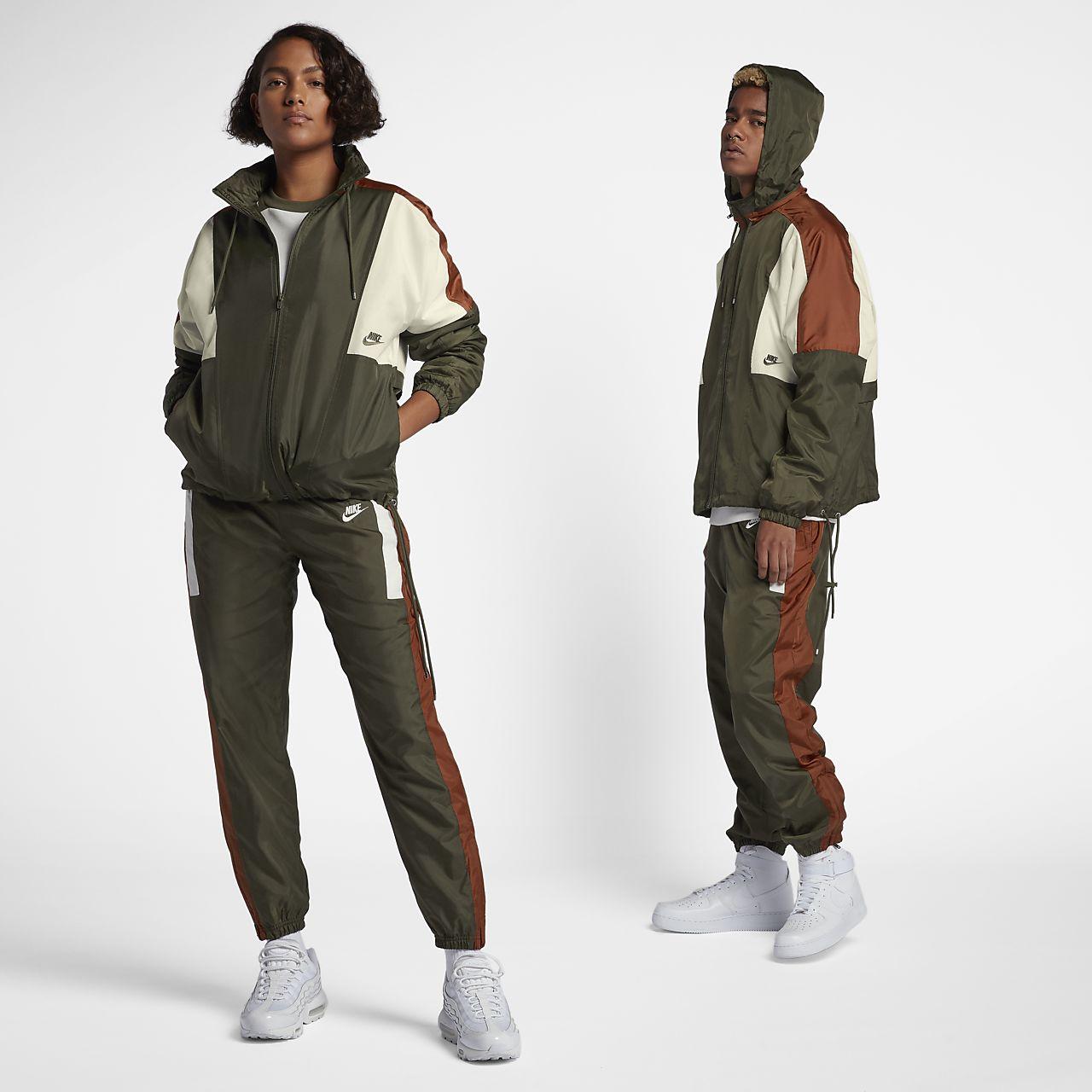 f7507d82a380d Nike Sportswear Chaqueta de tejido Woven. Nike.com ES