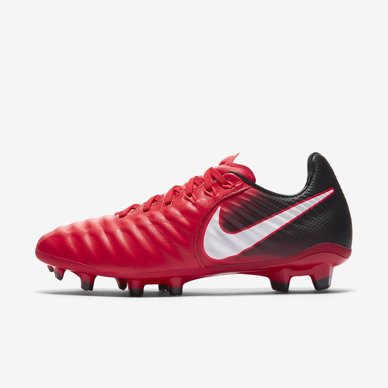 ... Nike Jr. Tiempo Legend VII Big Kids\u0027 Firm-Ground Soccer Cleat