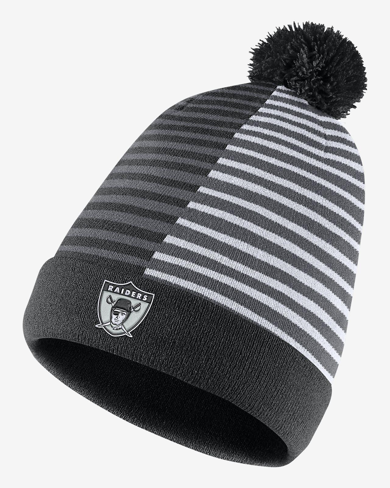 Nike (NFL Raiders) Beanie. Nike.com d4b8b6d76e4