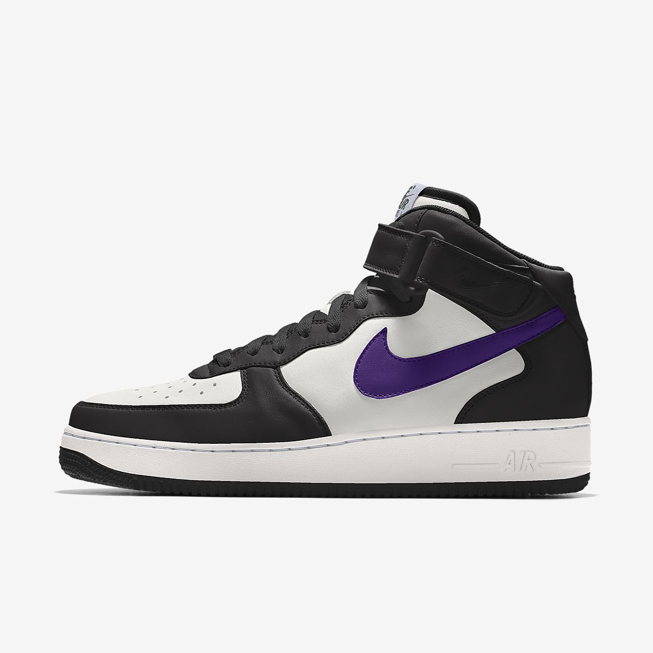 Nike Air Force 1 Mid By You Sabatilles personalitzables - Home