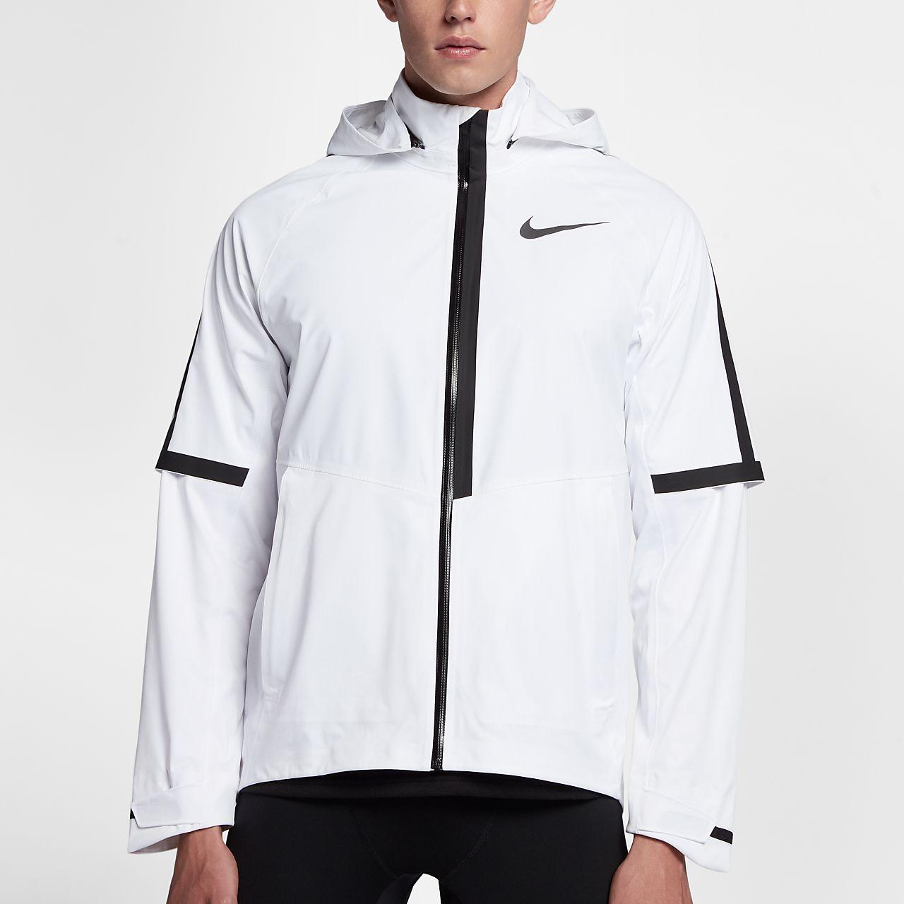 Low Resolution Nike AeroShield Men's Running Jacket Nike AeroShield Men's  Running Jacket