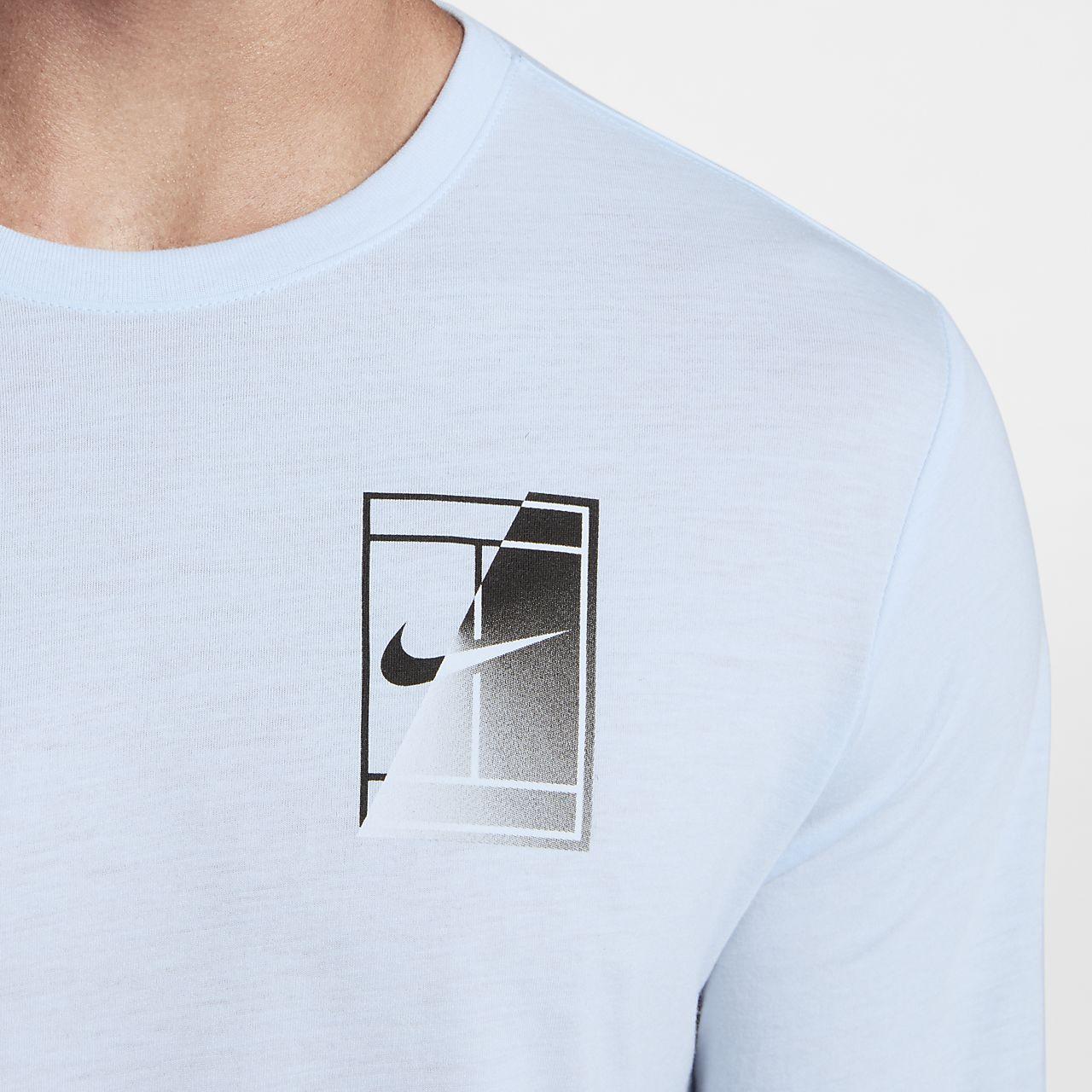 nike court t shirt