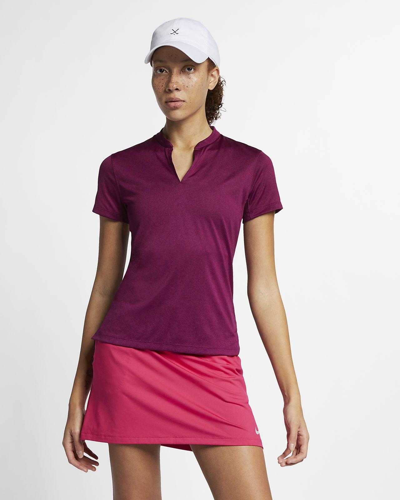Polo de golf Nike TechKnit Cool pour Femme