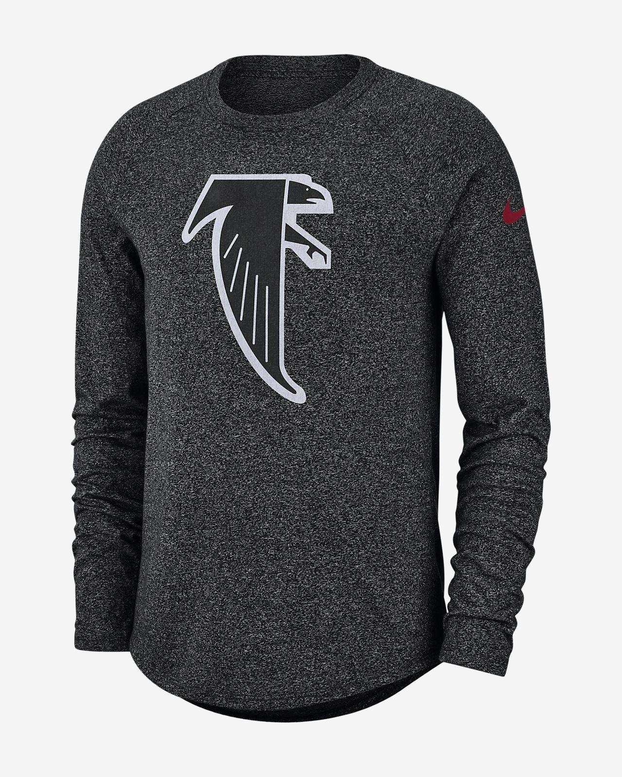 5d6199216e5c Nike Historic (NFL Falcons) Men's Long-Sleeve T-Shirt. Nike.com