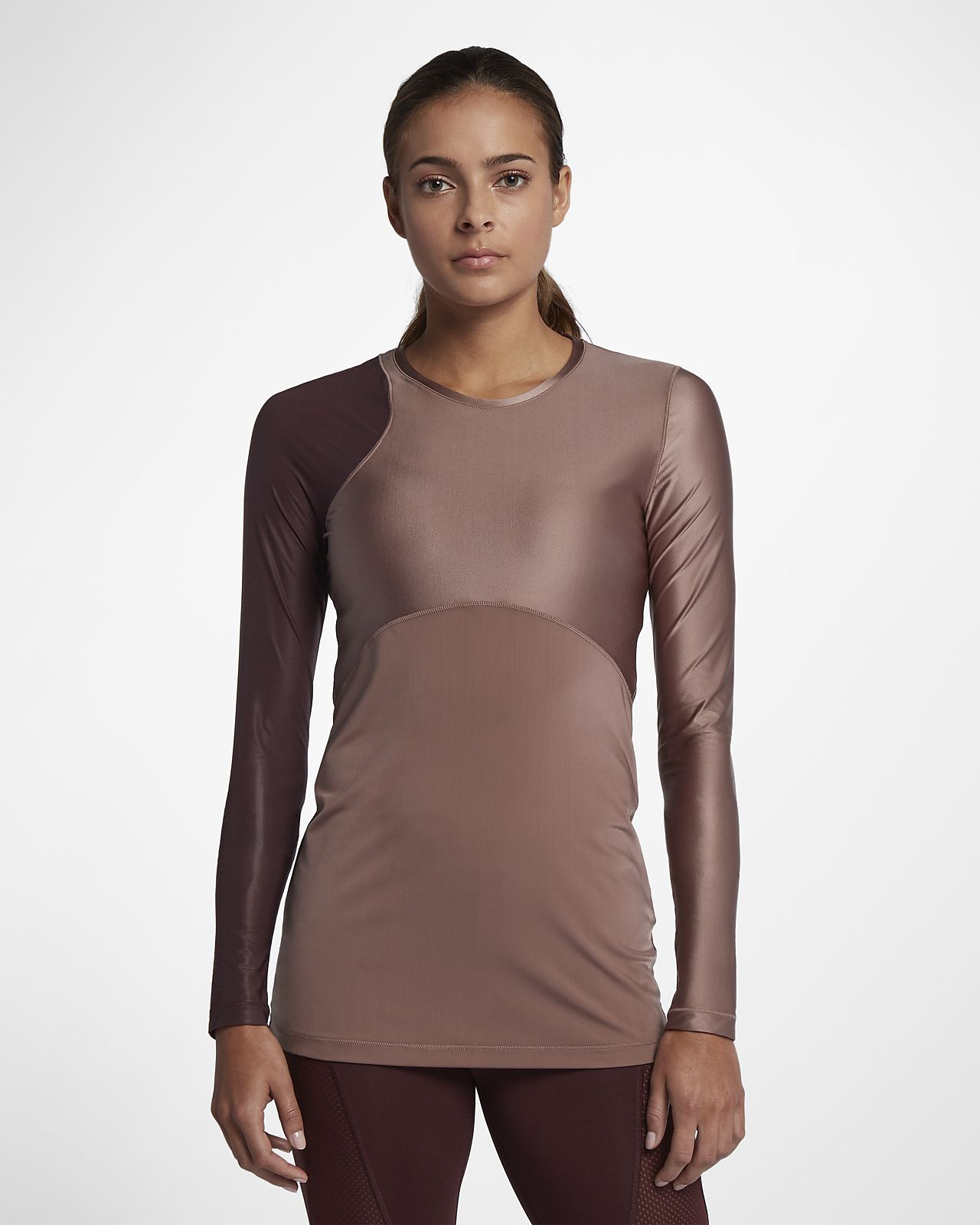 8f7b4f105c Nike Pro HyperCool Women s Long-Sleeve Training Top. Nike.com MY
