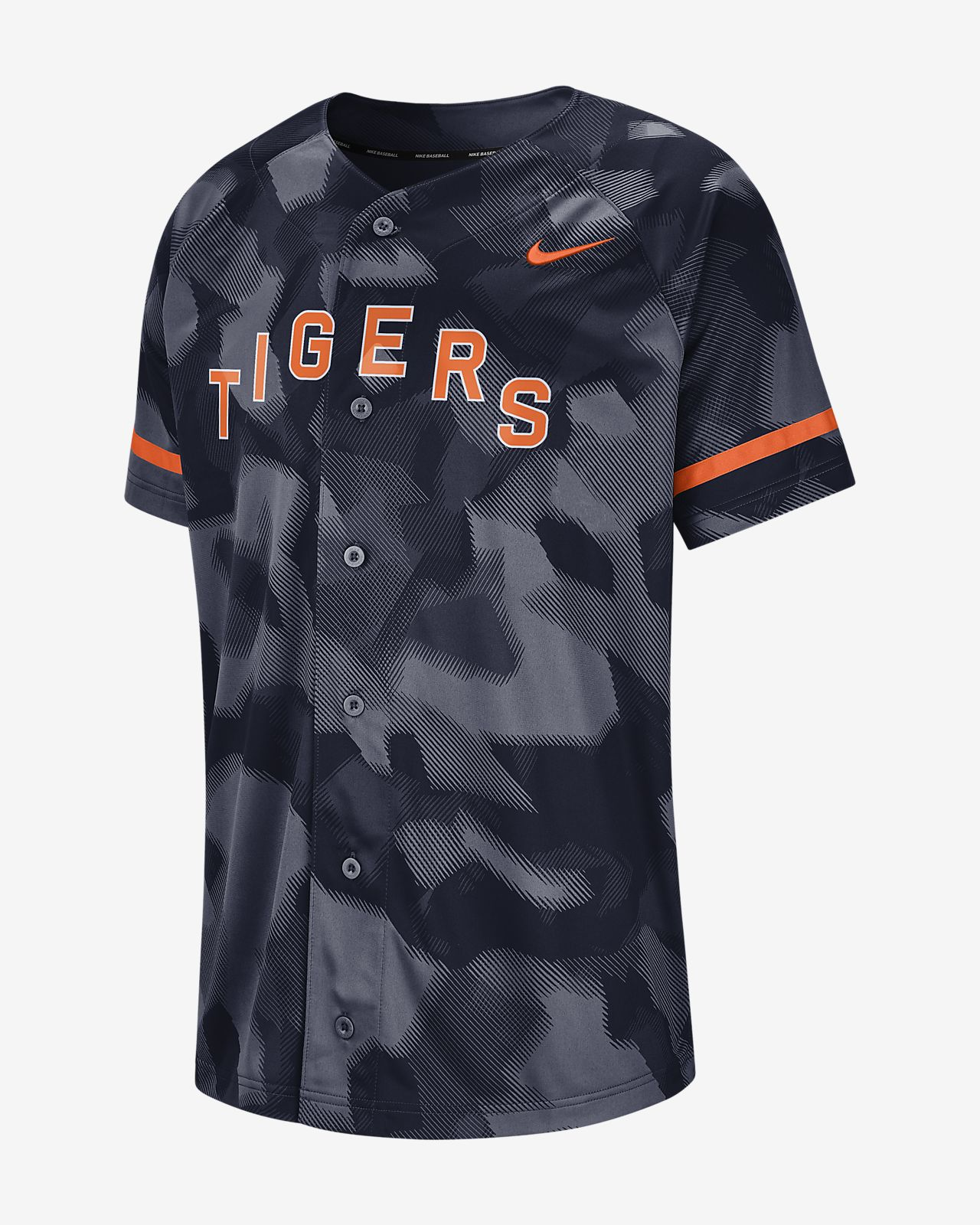 Nike Dri-FIT (MLB Tigers) Men s Baseball Jersey. Nike.com 66ab2da73