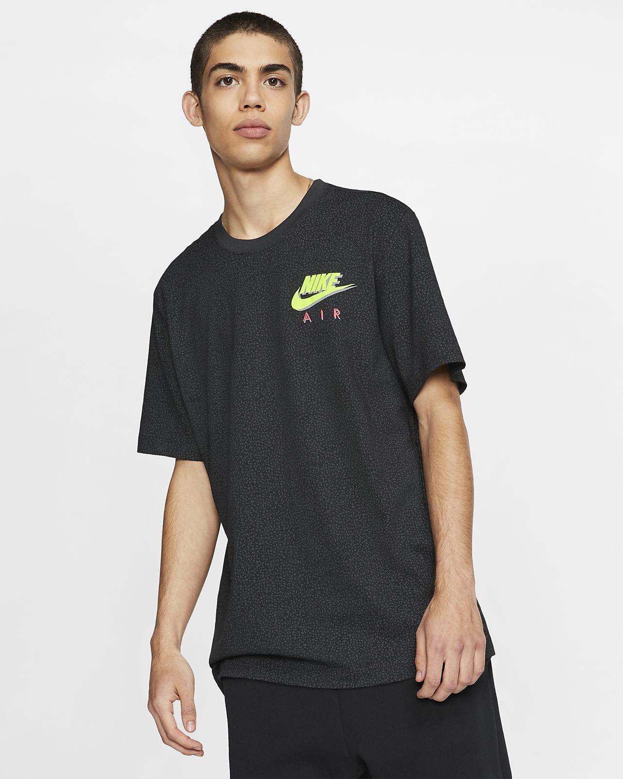 Nike Sportswear Herren T Shirt mit Print