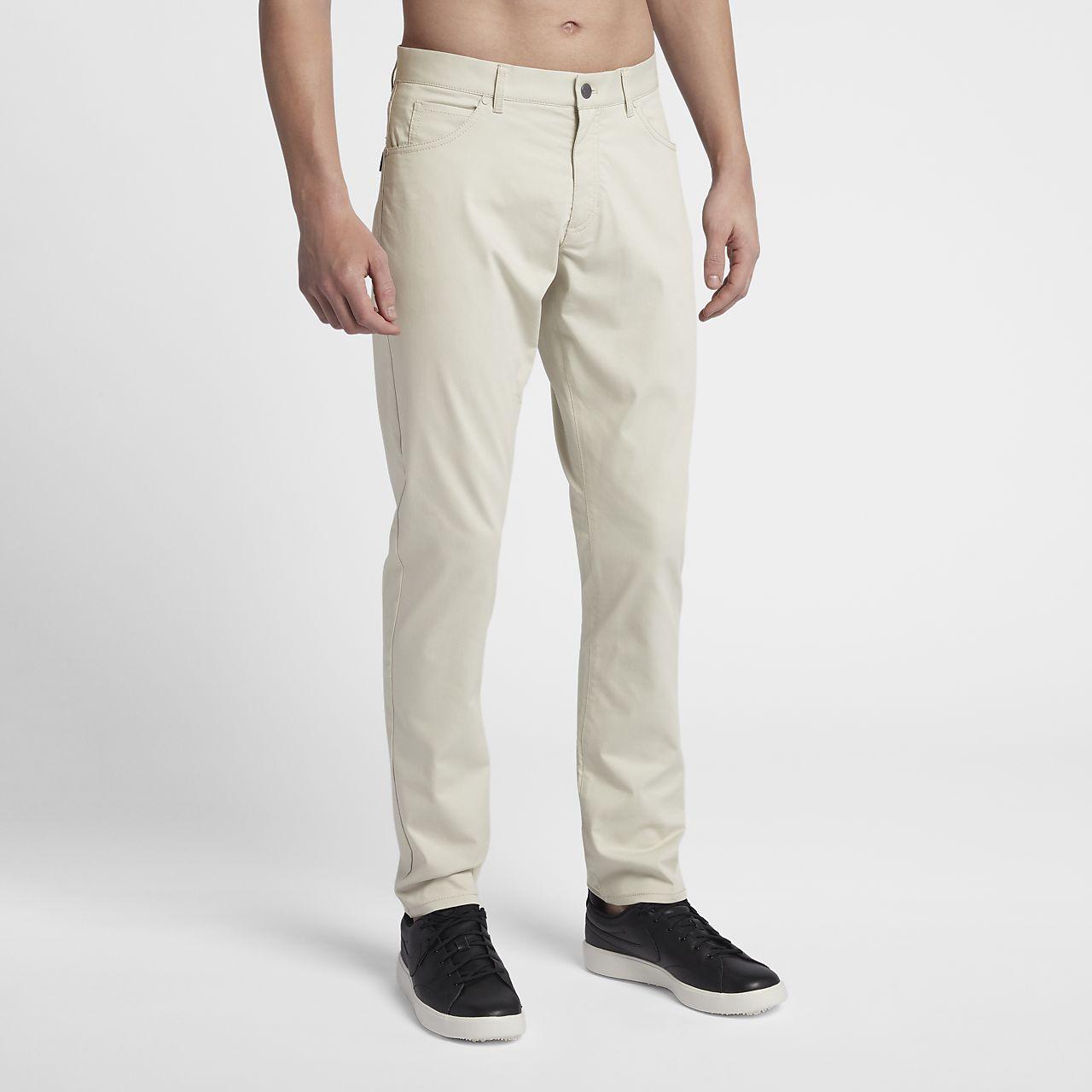 635bdfbc958 Nike Flex Men s Slim-Fit 5-Pocket Golf Trousers. Nike.com GB