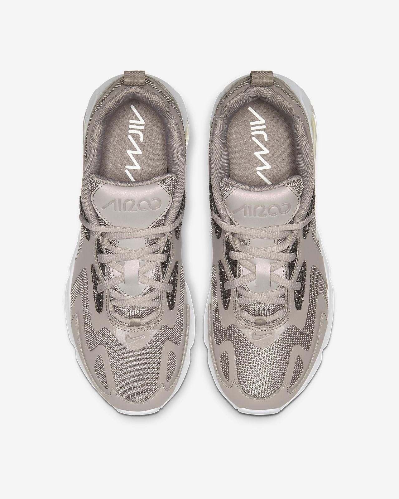Nike Air Max 200 schimmernder Damenschuh