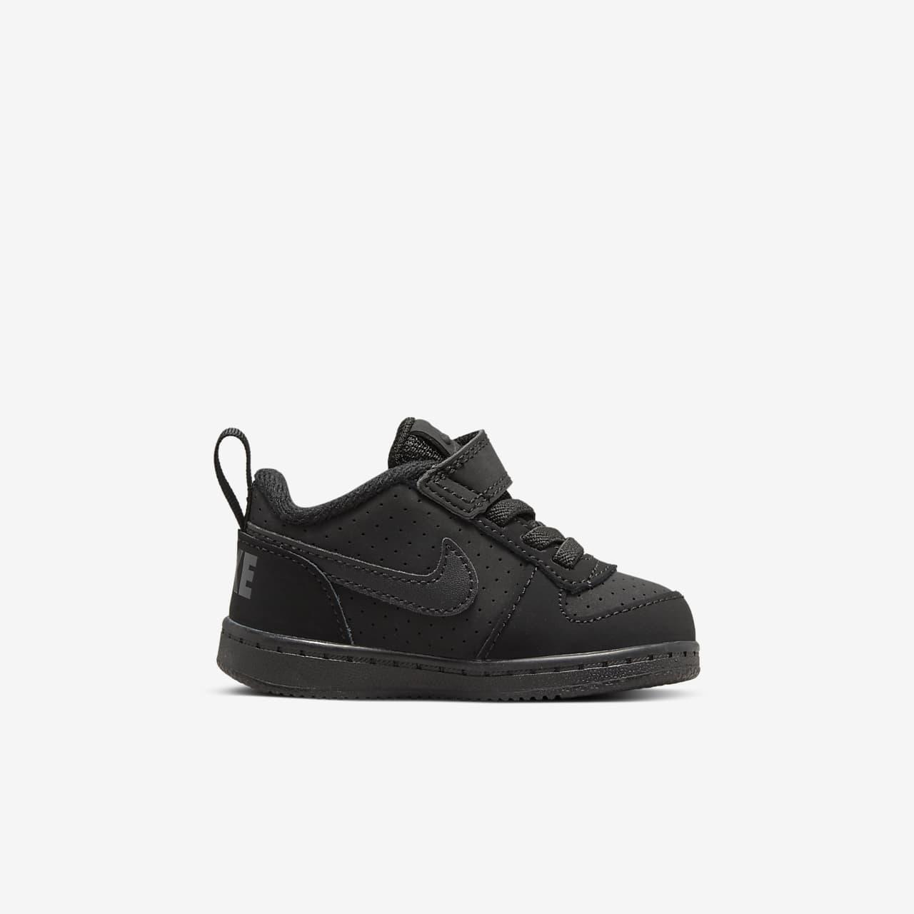 ... Chaussure NikeCourt Borough Low pour Bébé et Petit enfant